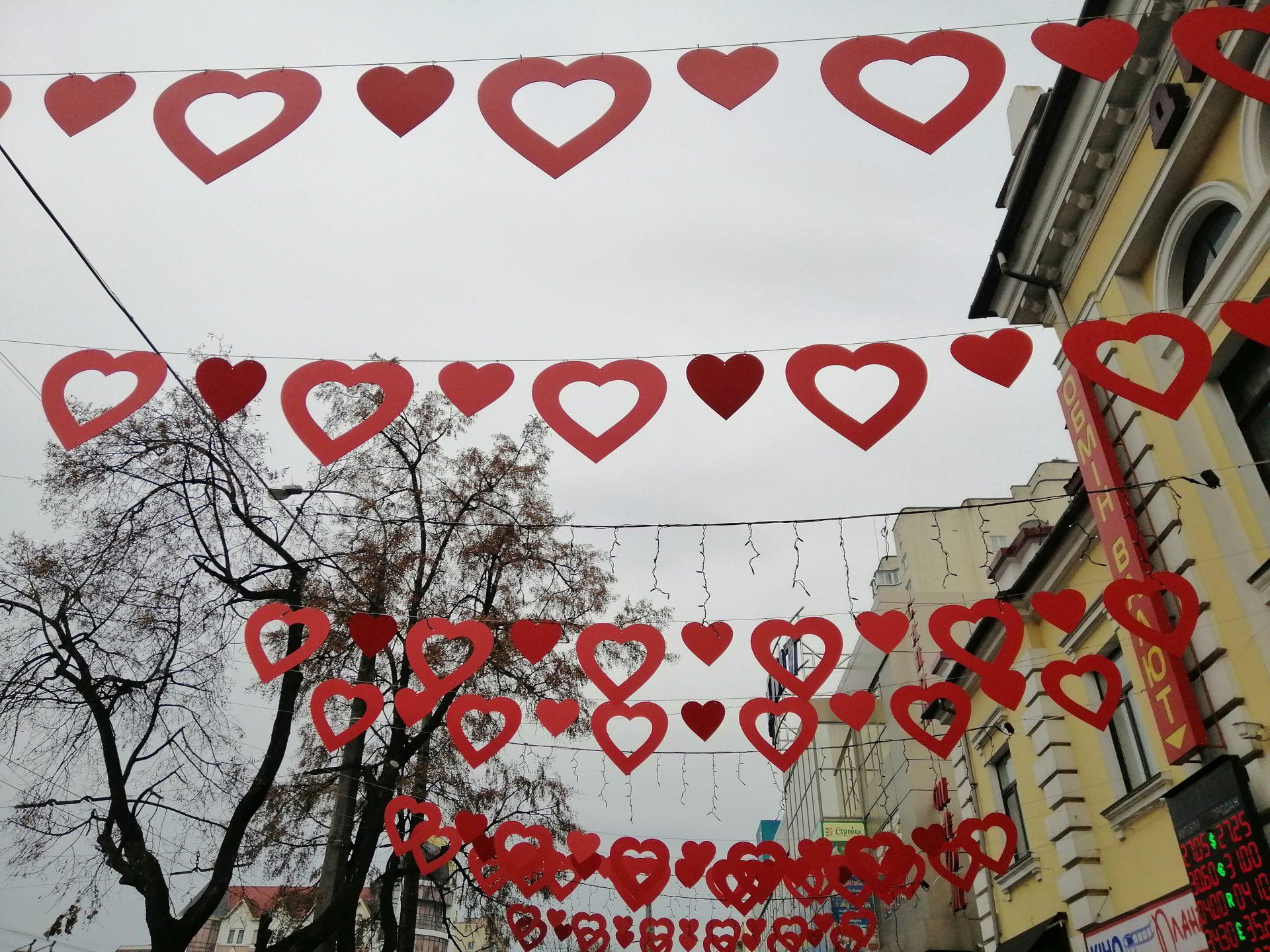 Під мантією святого Валентина