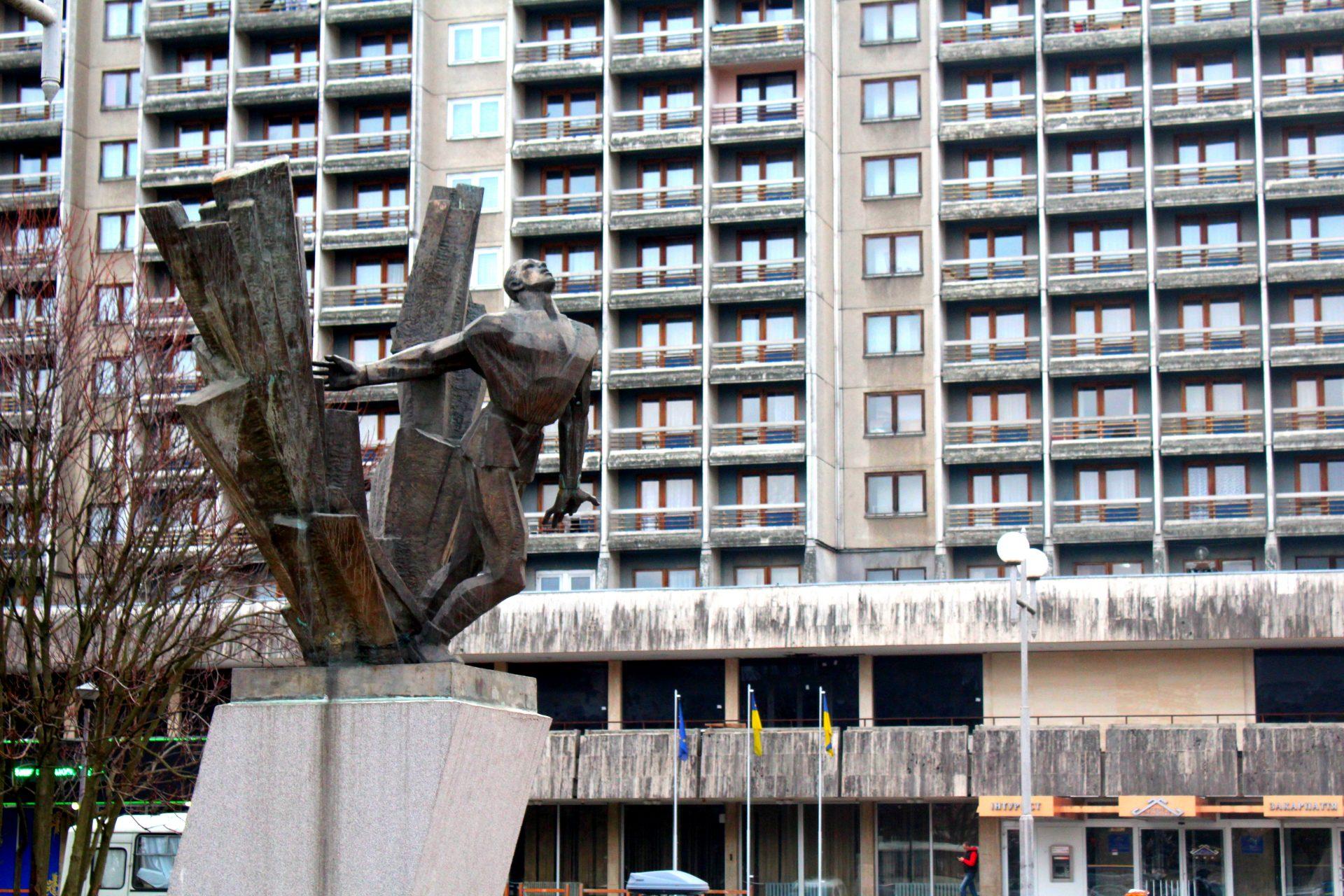 Ужгород: огризок радянщини на межі з ЄС